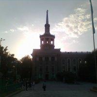 Международный университет Кыргызстана :: Анна Капушенко