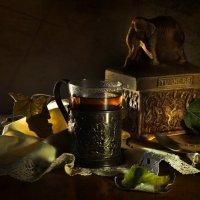 Осенний вечер, индийский чай.. :: Lev Serdiukov