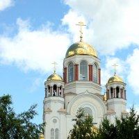 Храм на крови-Екатеринбург :: Светлана Видякина