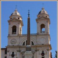 Церковь Тринита-деи-Монти :: Евгений Печенин