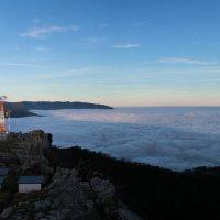 Ялта в тумане :: Николай Ковтун