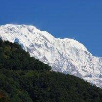 Наш путь к заснеженным горам!!!(Непал,Гималаи)... :: Александр Вивчарик