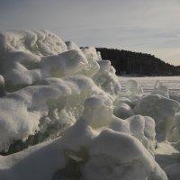 оз. Сунгуль зимой :: Светлана Игнатьева