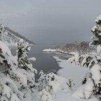 Очень снежно :: Maxim Bondar