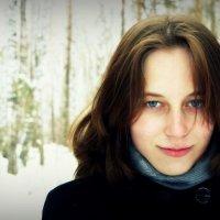 Лесная нимфа :: Наташа Белоусова