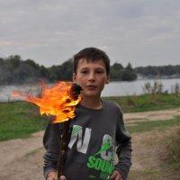 Файермен - весь в папу) :: alexandr novikov