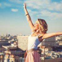 Встречать рассвет! :: Таня Берестова