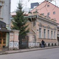 Гагаринский переулок д.11 :: Яков Реймер