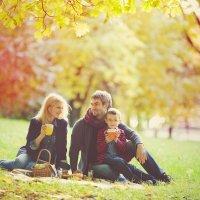 Осенний пикник :: Таня Берестова
