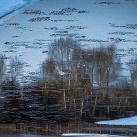 Нижнеудинск, вид на набережную. :: Алёна Бодрова