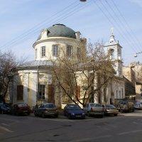 церковь Спаса на Могильцах :: Яков Реймер