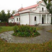 Дом на окраине.. :: Екатерина Кузнецова