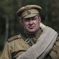 1916. Русский-сержант :: Виктор Перякин