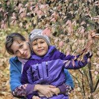 Мать с сыном :: Антуан Мирошниченко