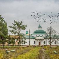 Монастырь :: Антуан Мирошниченко