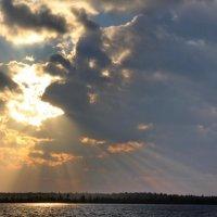 Озеро :: Юрий Ипполитов