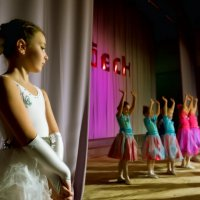 Ольга Денисова - Волнение :: Фотоконкурс Epson