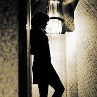 женская призрачность :: Дамир Ибрагимов