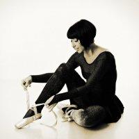 балерина :: Дамир Ибрагимов