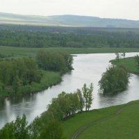 река Юрюзань :: Светлана Видякина