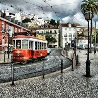 Визитка Лиссабона :: Сергей Гарбарчук