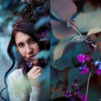 Фиолетовый :: Анастасия Родионова