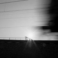 Последний вагон :: Роман Гусейнов