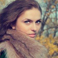 Осенний портрет :: валерий жеребчиков