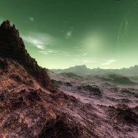 Planeta J-3 :: Evgeny Kornienko