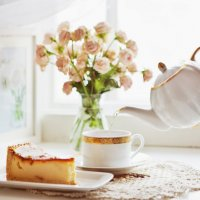 Утренний чай :: Таня Берестова