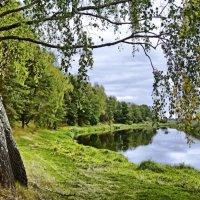 На повороте реки :: Сергей Михайлов