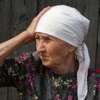 Бабушка Поля :: Владимир Кулик