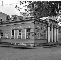 Дом на углу Рылеева и Хрущёвского переулка. :: Яков Реймер