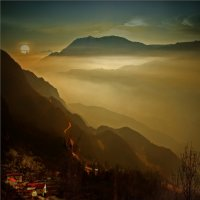 Дорога в туманы :: Виктор Перякин