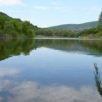 горное озеро (Крым) :: Анастасия Небо