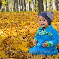 Осенняя прогулка :: Алексей Артуганов