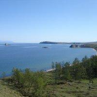 озеро Байкал :: Александр Глазырин