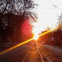 дорога для весны :: Владимир Созонов