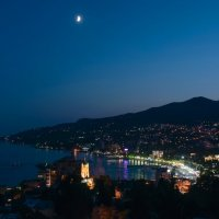 Ялта ночная :: Дмитрий С.