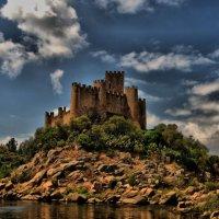 Замок Алморол (Португалия) :: Сергей Гарбарчук