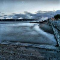 Набережная реки Тежу, Лиссабон :: Сергей Гарбарчук