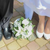 жених букет невеста :: яна серенко