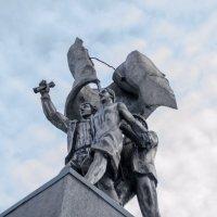Статуя :: Роман Яшкин
