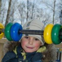 Ребенок2 :: Роман Яшкин
