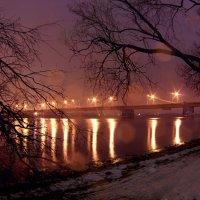 Кузнечевский мост, г.Архангельск :: Дмитрий Мигунов