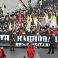 Русский марш-2012, Москва, 04.11.12 г. :: Галина Савинич
