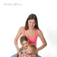 Семейный портрет :: Анастасия Глазнева