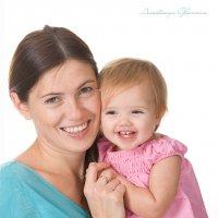 Счастье материнства :: Анастасия Глазнева