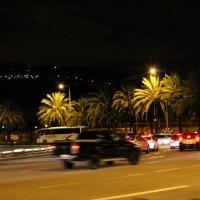 ночь в Барселоне :: Людмила Стадник