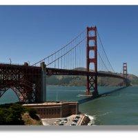 Golden Gate. :: mikhail grunenkov